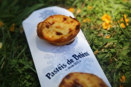 Heaven on earth - the original Portuguese tart