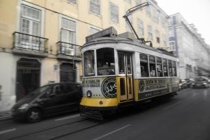 Trams everywhere!