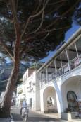 Praiano main street