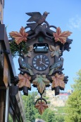 Worlds largest cuckoo clock