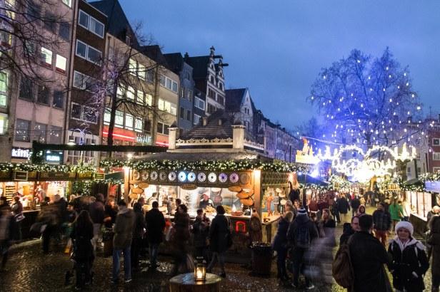 Dom Christmas Market