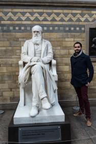 Dan and Charles Darwin