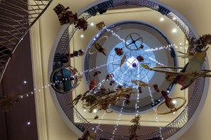 Inside Fortnum and Mason