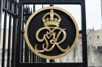 King George's emblem