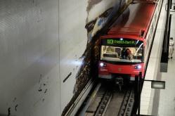 Driverless trams